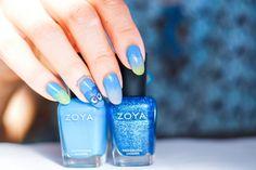 Movie Nails: Pixar Inside Out Nail Art - Seasonails