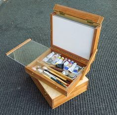 James Gunter's Studio: pochade box