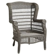 Sunset Pier Deluxe Chair - Gray