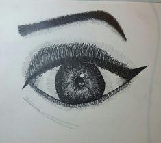 #Eye #Draw #Art #Pen #Mydraw Posts, Eyes, Messages, Cat Eyes