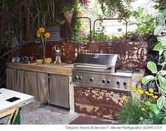 Wonderful Outdoor Kitchen Ideas Design Inspirations