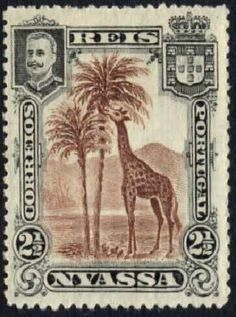 Postage stamps and postal history of the Nyassa Company Maputo, World Wild Life, Palm Tree Pictures, Colonial, Postage Stamp Collection, 5th Grade Art, Rare Stamps, Ways To Show Love, African Animals