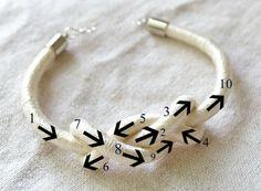 http://www.paracordist.com Rope bracelet