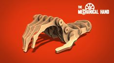 The Mechanical Hand | 3D CAD Model Library | GrabCAD