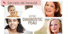 Votre diagnostic peau par Fleurance Nature