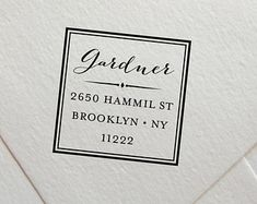 154 Best Return Address Stamp Images In 2018 Stamps Paper Mill