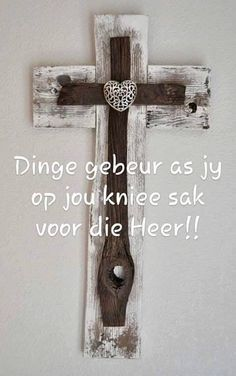 Gebed... #Afrikaans #Prayer #Crosses