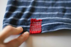visible mending as an art form