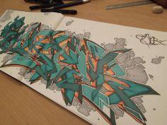 Graffiti Piece, Love Graffiti, Graffiti Designs, Street Art Graffiti, Graffiti Doodles, Graffiti Alphabet, Graffiti Lettering, Graffiti Wildstyle, Art Sketches