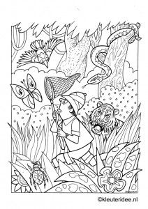 150 Best Kleurplaten Kleuters Coloringpages Preschool Coloriage