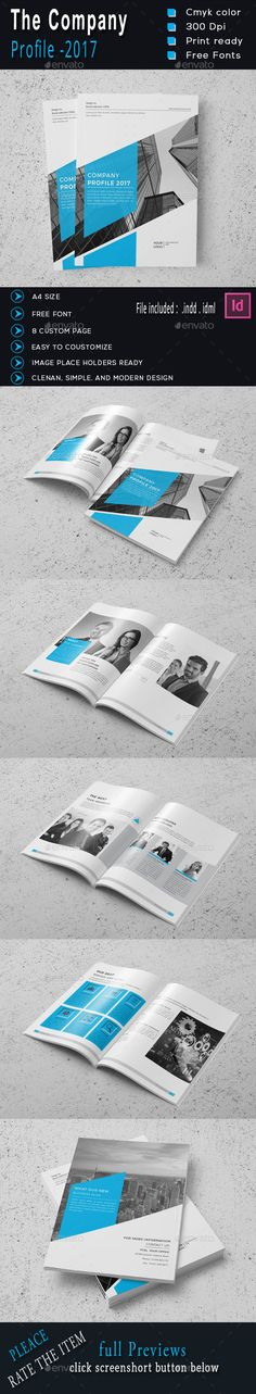 Square Company Profile Brochure Square company, Company profile - company profile sample download