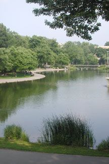 Lafontaine Park, Montreal
