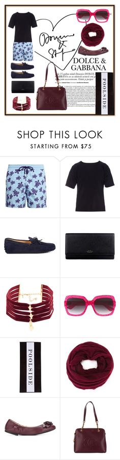 """fashion for all"" by denisee-denisee ❤ liked on Polyvore featuring Vilebrequin, Tod's, Smythson, Vanessa Mooney, Gucci, Chance, Isabel Marant, Tory Burch, Chanel and vintage"