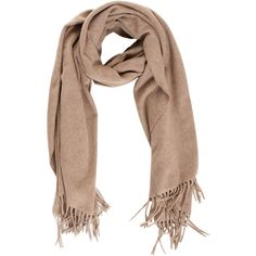ACNE Canada Wool Wrap Scarf (240 CAD) ❤ liked on Polyvore featuring accessories, scarves, wool scarves, wool shawl, acne studios, oversized scarves and fringed shawls