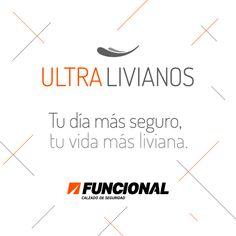#calzado #seguridad #moda #zapatos #tecnologia #caucho #Funcional #Ultralivianos #Urban #Sport
