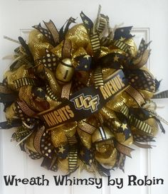 58 Best Sport S Wreaths Images In 2019 Sports Wreaths