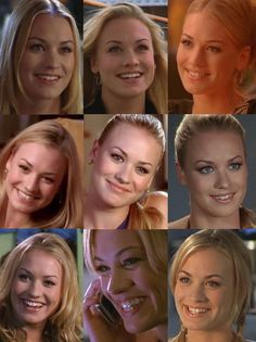 Sarah Walker or Yvonne Strahovski. (She's like the most gorgeous person ever! <33)