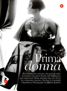 ☆ Catherine McNeil | Photography by Mario Testino | For Vogue Magazine UK | September 2013 ☆ #Catherine_McNeil #Mario_Testino #Vogue #2013