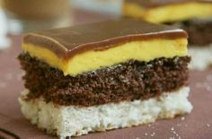 Kolač noc u Veneciji – Savrseni recepti Czech Recipes, Croatian Recipes, Baking Recipes, Cookie Recipes, Dessert Recipes, Torte Cake, Cake Bars, Sweet Desserts, Sweet Recipes
