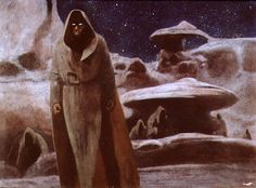 Rare Dune art from Omni reveals Frank Herbert's original vision
