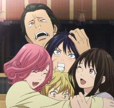 Yato's face man!