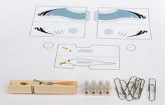 Seagull, Junk Automata | Rob Ives