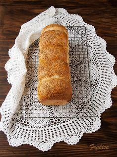 La cocina de Frabisa: RECETA: Pan de molde con semillas en Thermomix, Panificadora y Manual