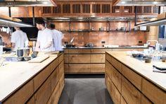 Restaurant kitchen project for kadeau Copenhagen - BY NORDIC HANDS