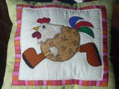 Un gallo zapatón......