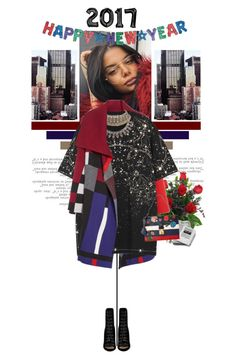 """""""Happy New Year !!"""" by ginevra-18 ❤ liked on Polyvore featuring Burberry, Givenchy, Barbara Bui, coat, polyvoreeditorial and ginevra18"""