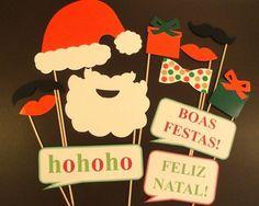 Plaquinhas divertidas para o Natal