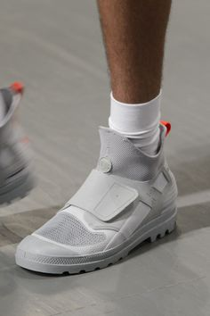 buy online d85d3 91803 Christopher Raeburn Spring 2018 Men s Fashion Show Details - The Impression  Nike Sneakers, Sneakers Fashion