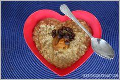 Pumpkin Oatmeal, via @FoodFitandFam