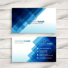 Creative zigzag design business card templatefree e business card free blue business card templatedesign a business card template wajeb Gallery