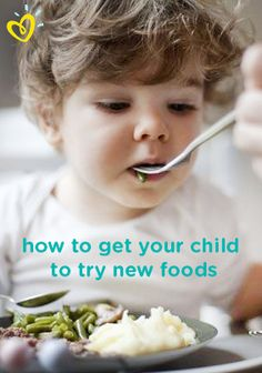 Trying to expand the list of menu items for your toddler? These helpful tips for how to get your child to try new foods may help you make mealtime  easier, more fun, and tastier for your little one—as well as make breakfast, lunch, dinner, and snack prep easier on you!
