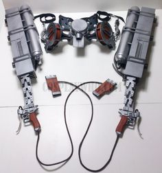 Reference Image: Attack on Titan 3D Maneuver Gear. 『 Attack On Titan 』