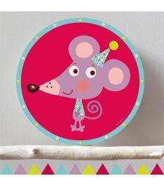 cuadro infantil raton