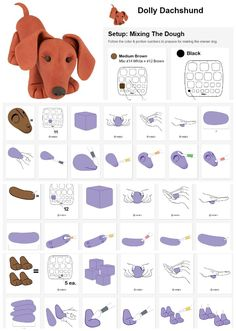 Use the Wilton Method to make a Fondant Autograph Dog for Graduation