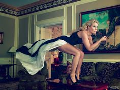 What They Were Doing Then: Annie Leibovitz – Be Your Own Muse