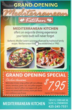 Lynnwood Grand Opening Special Offer