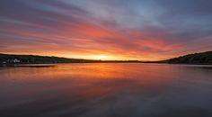 Sunset on Skye © Andrea Potratz