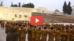 I felt like I was at the Western Wall when  I watched this. Shabbat Shalom to one and all!