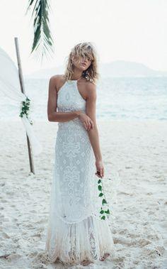 Casablanca Gown