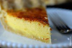 Buttermilk Pie | ©addapinch.com