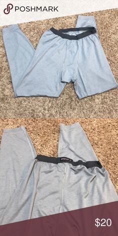 Mens Patagonia  Capilene long johns Good condition Patagonia Other