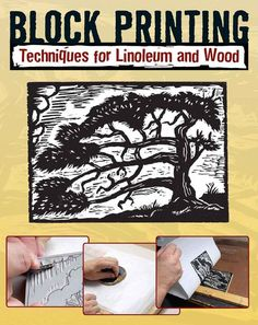 Block Printing: Techniques for Linoleum and Wood: Amazon.co.uk: Robert Craig, Sandy Allison: Books