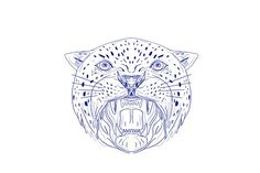 Find Illustration Angry Jaguar Panther Leopard Wildcat stock images in HD and millions of other royalty-free stock photos, illustrations and vectors in the Shutterstock collection. Jaguar Panther, Panther Leopard, Drawing Style, Drawing Sketches, Sun Tattoo Designs, Baby Shower Invitation Templates, Wildlife Art, Animal Drawings, How To Draw Hands