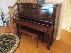MARTIN-ORME (OTTAWA) UPRIGHT PIANO Estate sale from classy Upper Hunt Club home – 114 Topley Crescent, Ottawa ON. Sale will take place Sunday, May 10th 2015, from 8am to 2pm. Visit www.sellmystuffcanada.com to view photos of all available items!