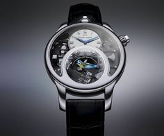 The aisles were alive with the sound of music at the Baselworld watch fair this year. Minute repeaters chimed to the antics of jaquemarts and music boxes t