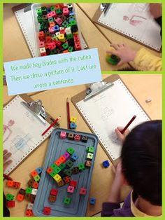 Beginning with Inquiry in Kindergarten blog